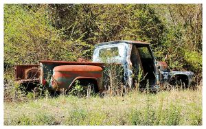Another Classic Truck Rusting Away by TheMan268
