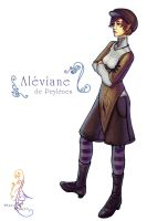 Aleviane of Peylenes by Umerean
