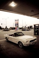 Mobil Mustang 2 by aNdre-W