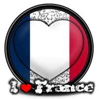 I Love France by edook