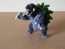 Gamera by fuzzyfigureguy