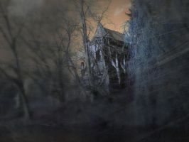 The Ghoul-Haunted Forest of Weir by steverlfs