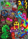 C: colorful I by ateljEE