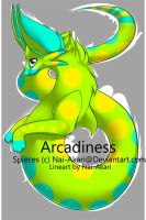 Arcadiness Adoptable 1 - OPEN by NoOneCaresAboutIt