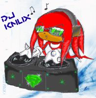 DJ Knux by MoonShadowDRAE
