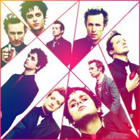 GreenDay Collage by Rokini-chan