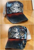 Old School Cap by Studiom6