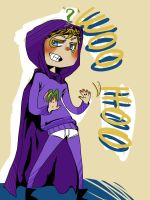 SS: mysterion? uh by MICHELANGELO12