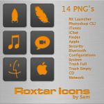 Roxtar Icons by Sam by samp3te