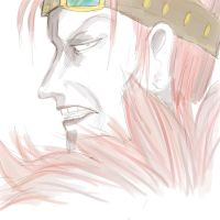 Eustass Kid by gunpowderfactory