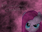 Pinkamena Diane Pie wallpaper by kuren247