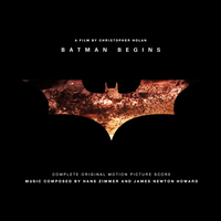 Batman Begins - Collectior's Edition CD Cover by antovolk
