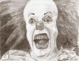 Pennywise by Murdertz