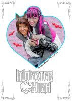 MH Cosplay: Love by AngelGabrielWolff
