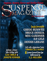 My Interview on Suspense Magazine by RazielMB