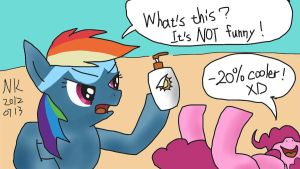 It's NOT funny by nekokevin