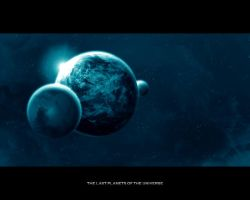 Last planets of the universe by DanielKremb