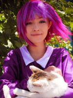 League of Legends - Annie and Cat by yaseminkaraca