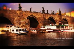 river boats by archonGX