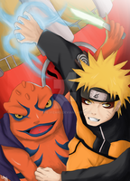 GO GO NARUTO by The-vizard