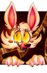 Oh, Hello Mangle by PlagueDogs123