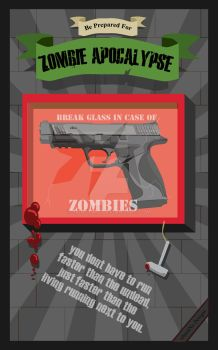 Prepare for Zombies by sibastiNo