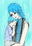 Aqua and Ignis by KristenKHVerne
