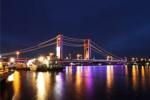 Ampera bridge by DonovanDennis