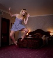 Hotel Jumps by EngagingPortraits