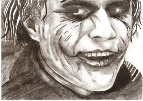 Joker by carolvarda
