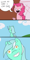 Lyra sense is tingling by afroquackster