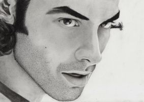 Aidan Turner - John Mitchell-Being Human by Mika2882