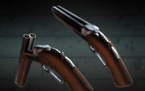 The Sawn off Shotgun by SVK-Connecting-SVK