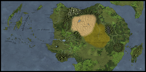 T.E.S Map by TheLazyFox