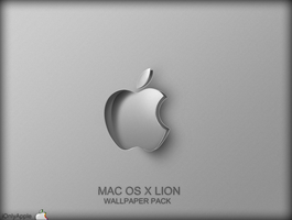 Mac os x Lion Pack by iOnlyApple