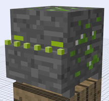 Minecraft Mob Ideas - Uranium Ore Trap by RedPanda7