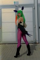 Morrigan Aensland 06 by KillerGio