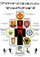 Football poster by Engazung