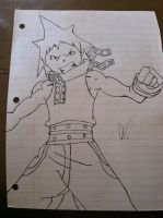 Black Star by beartic9871