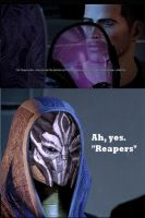 Ah, yes. 'Reapers' by DarthSpectre