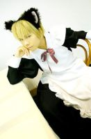 Cosplay APH -  Germany Maid by kei-devyluzth