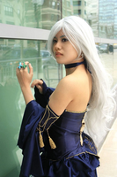 Calista Cosplay by CrystalMoonlight1