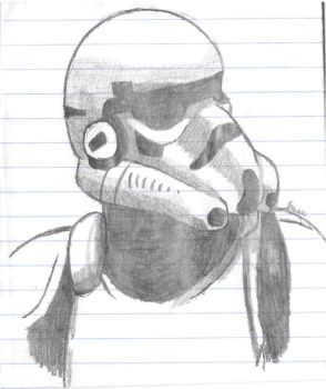 Stormtrooper by ChrisWolf11