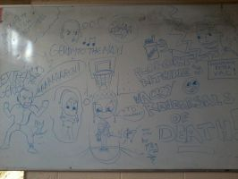 the musicroom whiteboard by adamero