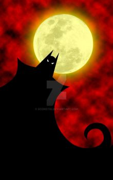 Shadow Of The Bat by Sconstio