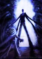 Slenderman - Death Is The Road To Awe by Digimitsu