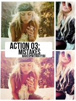 Action Mistakes by WakeUpWithoutYou