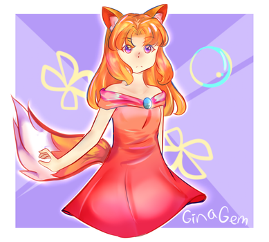 (Request) Zoey by GinaGem