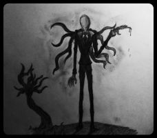 SLENDERMAN by Cl0udBurn