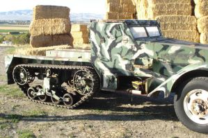 In Process Half Track 2 by ackpack34